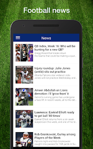 49ers Football: Live Scores, Stats, Plays, & Games 7.7 screenshot 7