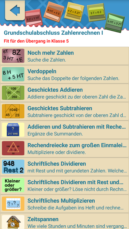 LÜK Schul-App 4.Klasse 3.0.10002 APK Download - Android Education Apps