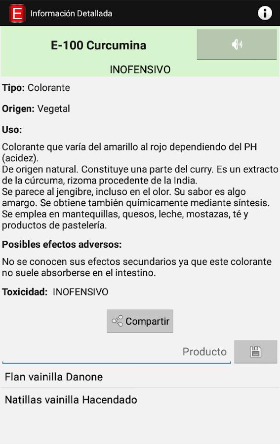Aditivos Alimentarios PRO 1.4 APK Download - Android Health ...