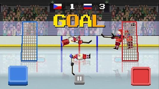 Hockey Hysteria 1.3 screenshot 1