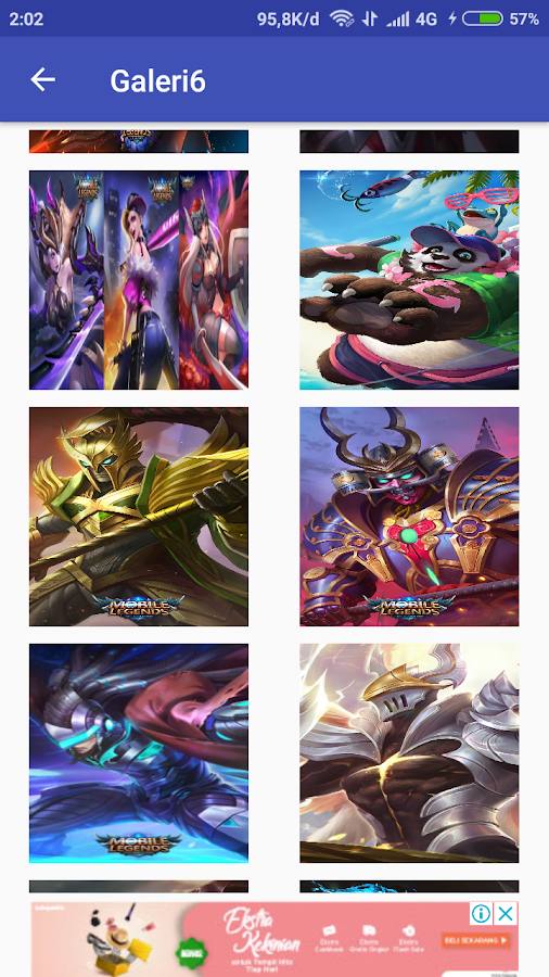 Free Mobile Legend Wallpaper 10 Apk Download Android