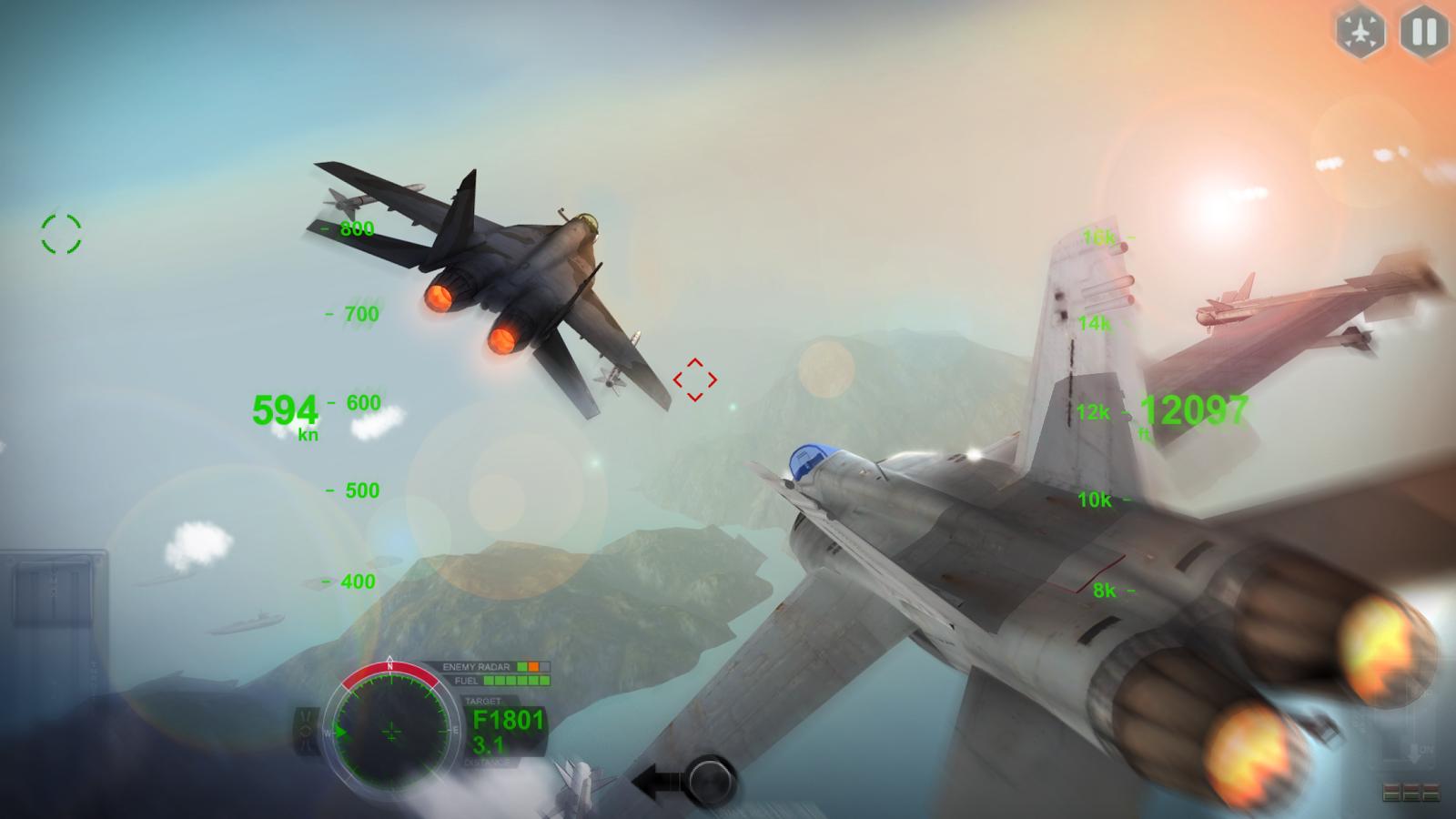 modern air combat mod apk 4.0.0