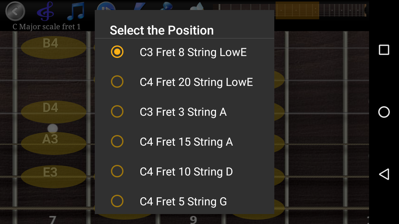 Guitar Scales Chords Free More Translations Apk Download Android