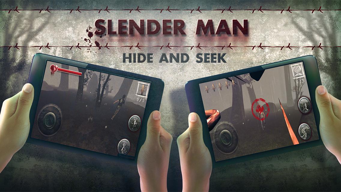 Slenderman Hide & Seek Online 1 123 APK Download - Android