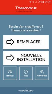 Chauffe Eau 3.0.1 screenshot 1