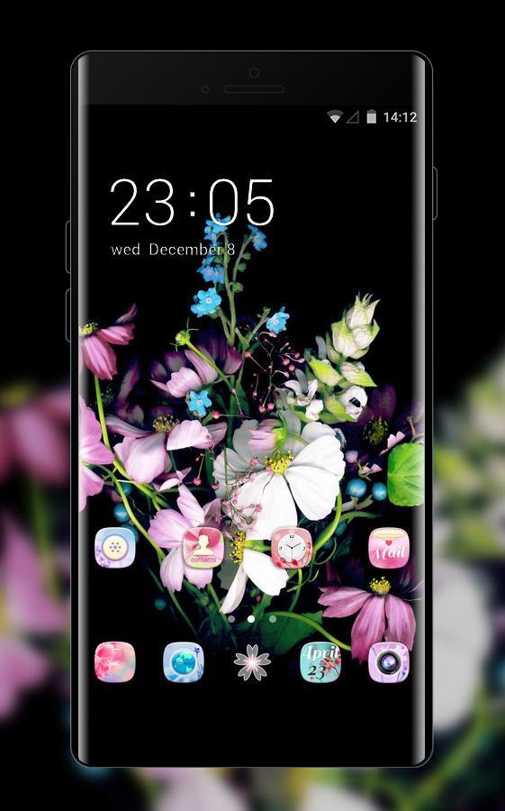 Flower theme for Vivo Y69 wallpaper HD 1 0 2 APK Download