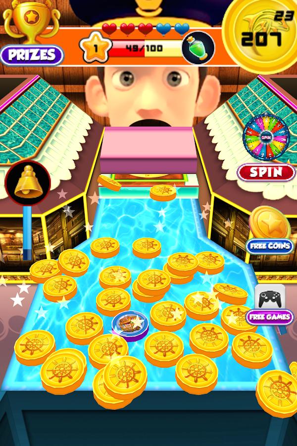 Coin Dozer 2018 - Casino City 1 0 APK Download - Android Arcade Games