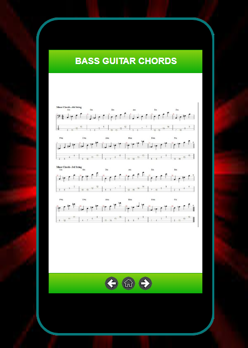 New Bass Guitar Chords 10 Apk Download Android Music Audio Apps