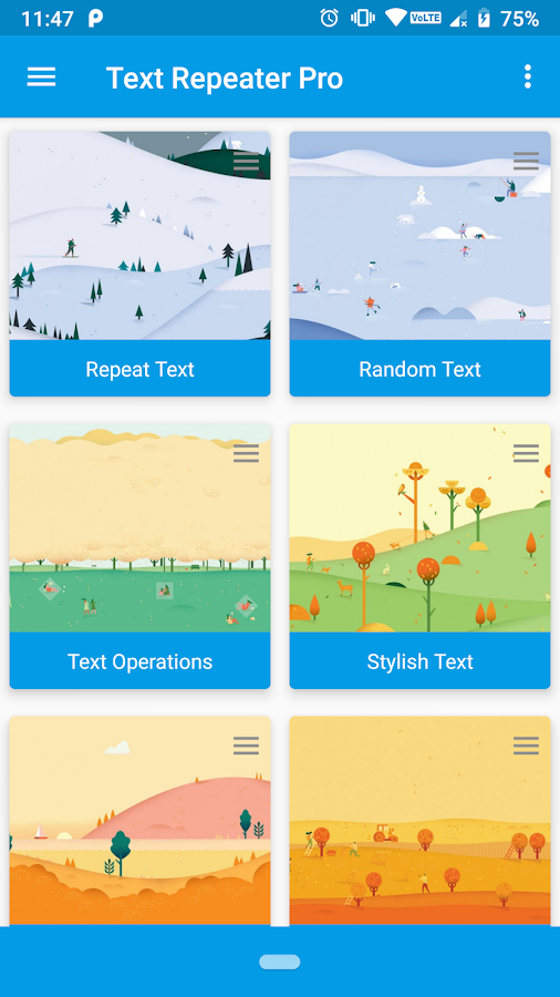 Text Repeater Apk