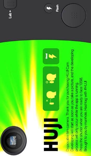 HUJI Cam : Camera Effect 10 000 000 APK Download - Android