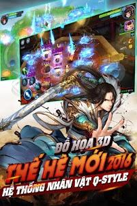 Kiếm Hoa Yên Vũ - GMO Đế Tôn 1.1.1 screenshot 5