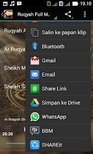 Ruqyah Pengusir Syaiton 1.0 screenshot 4