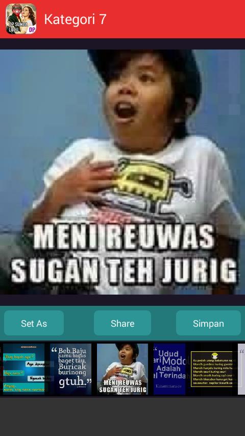Dp Bahasa Sunda Lucu 10 Apk Download Android Media