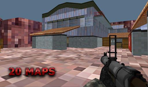 Multicraft Pixel Cs 3 Go 1.9 screenshot 4