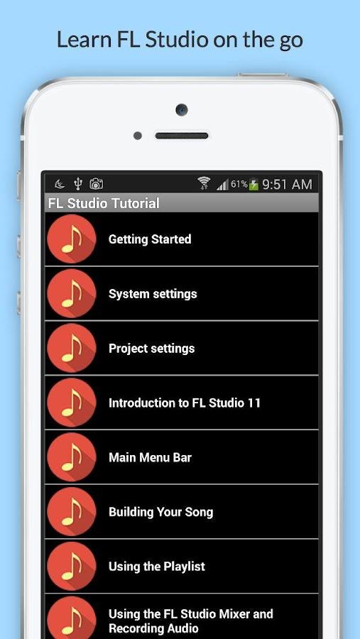 Free FLStudio 12 & 11 Full Tutorials 1 5 APK Download