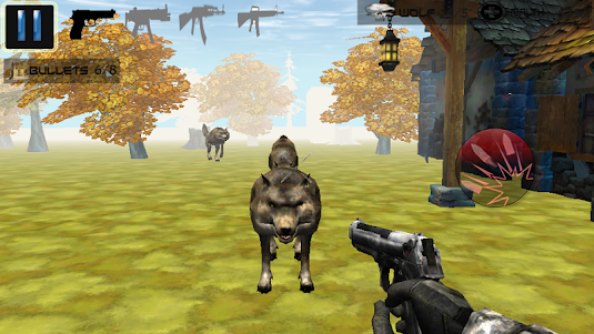 Hunter Kill Wolf Hunting Game 1.1 screenshot 13