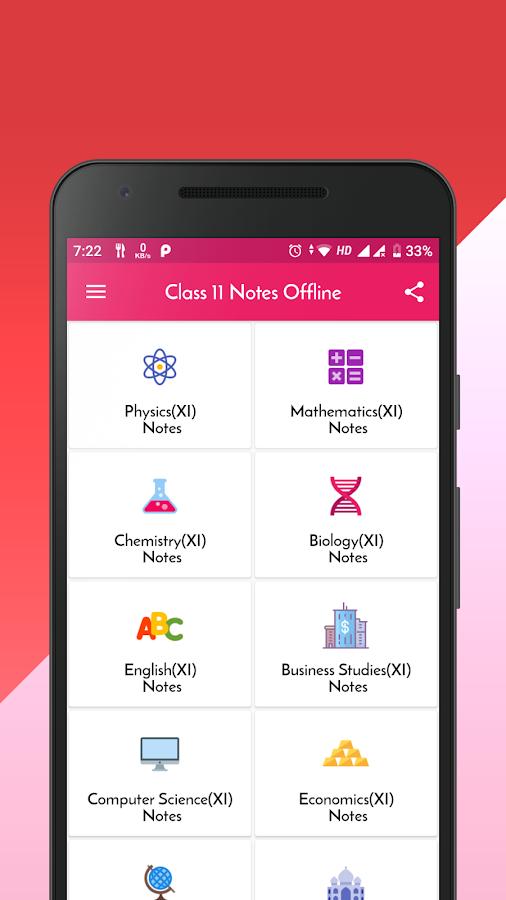 com class11 cbsenotes 1 4 APK Download - Android cats  Apps