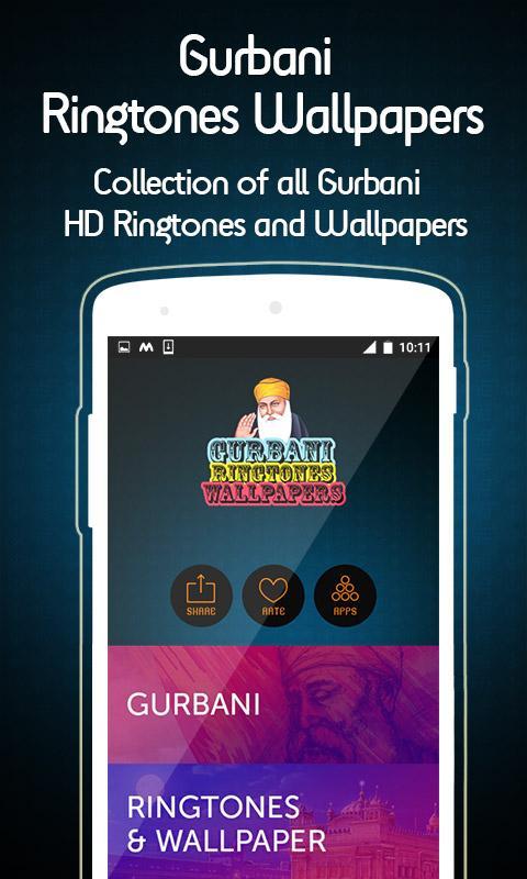 gurbani ringtones wallpaper 1 4 apk download android music audio