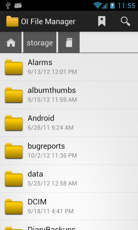 OI File Manager 2 2 2 APK Download - Android Productivity Apps