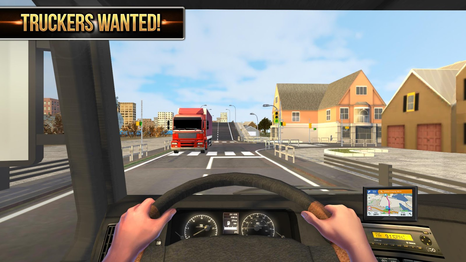 Euro Truck Driver 2018 : Truckers Wanted 1 0 7 APK Download