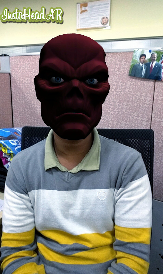 Face Tracking AR 1 1 APK Download - Android Photography Apps