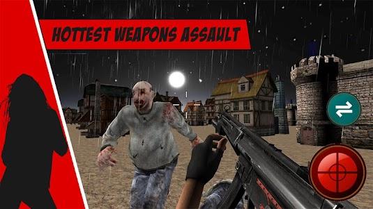 Zombie Rampage Hunter 1.0.1 screenshot 13