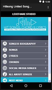 Hillsong United Songs&Lyrics. 1.1 screenshot 5