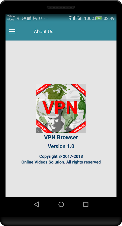 VPN Browser 1 2 APK Download - Android Tools Apps
