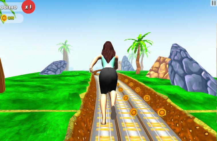 best loved 5059a 84e4d ... Subway Temple Run 3 3 screenshot 4 ...
