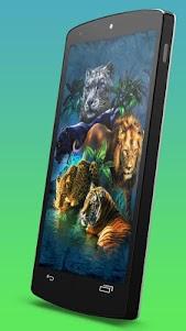 Big Cats Live Wallpaper 1.4 screenshot 2