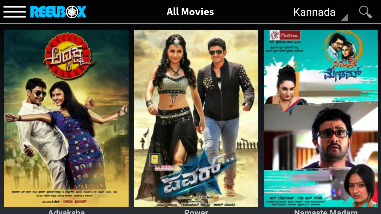 Reelbox free movies for android apk download.