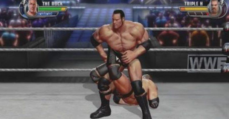 wrestling revolution 3d apk full