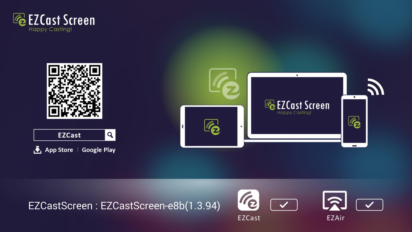 EZCast Screen 1 11 118 APK Download - Android cats