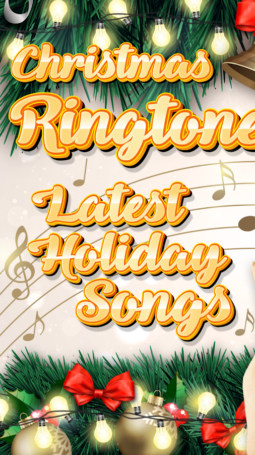 christmas ringtones notification sounds alarm 12 screenshot 1 - Christmas Ringtones