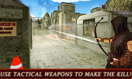 Ninja Warrior Assassin 3D 3.0.4 screenshot 4