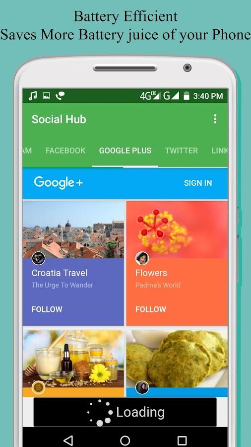 Social Hub Facebook , Twitter 5 0 APK Download - Android