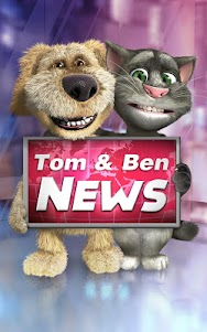 Talking Tom & Ben News  screenshot 11
