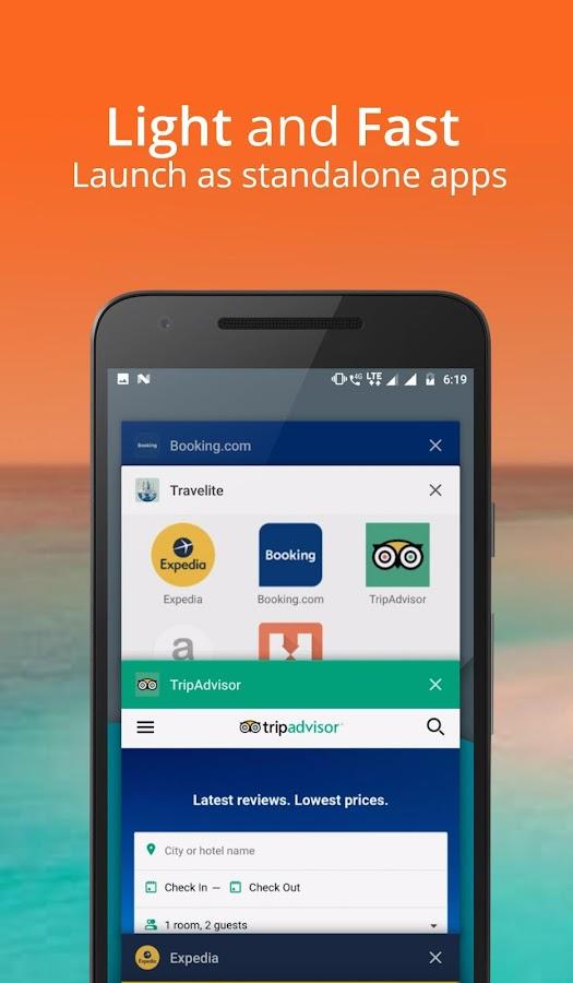 Travelite - Flight Train Hotel All-In-1 Travel app 1 27 APK Download