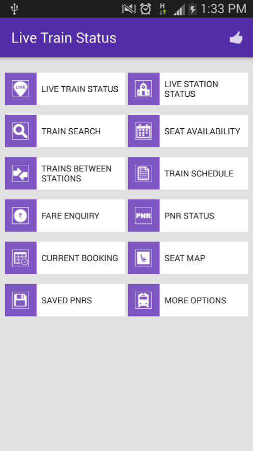 Live Train Status 35 0 APK Download - Android Travel & Local