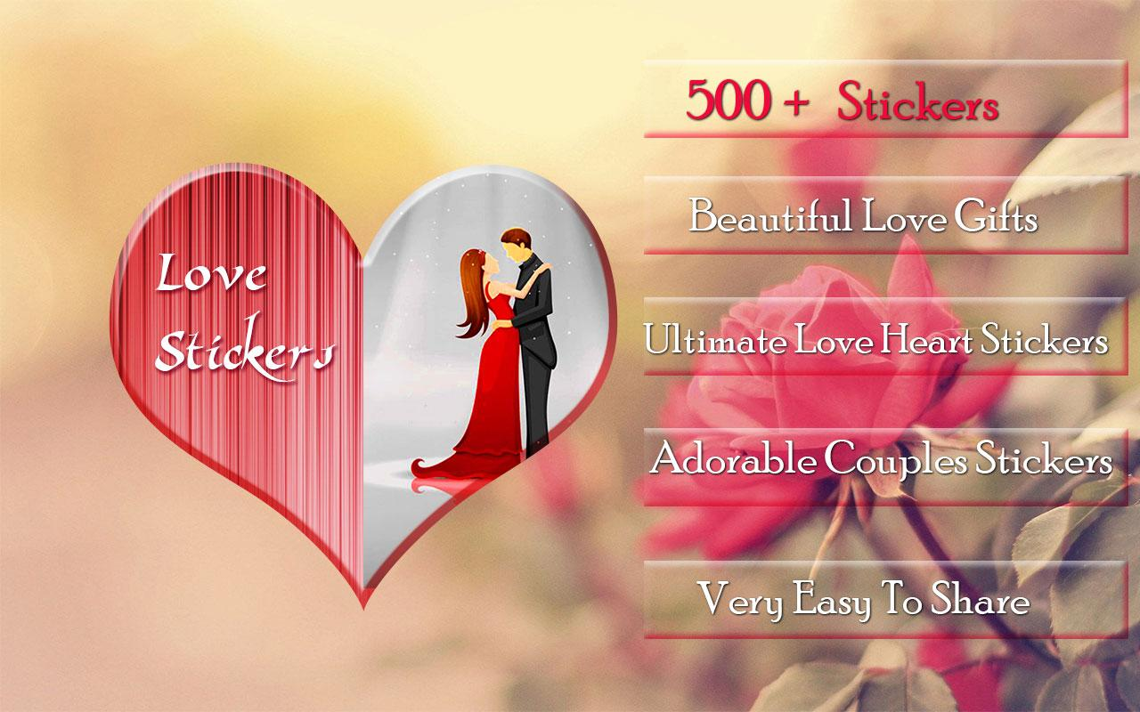 love stickers valentine 2 04 apk download android social apps