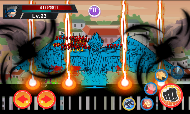 Stickman Ninja 2 1 1 1 APK Download - Android Action Games