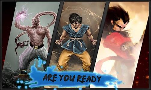 Superstar Saiyan Goku Fighting: Superhero Battle 1.0 screenshot 1