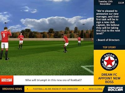 Dream League Soccer 6.13 screenshot 8