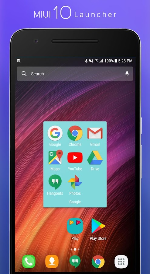 M10 Launcher like MIUI 1 5 APK Download - Android