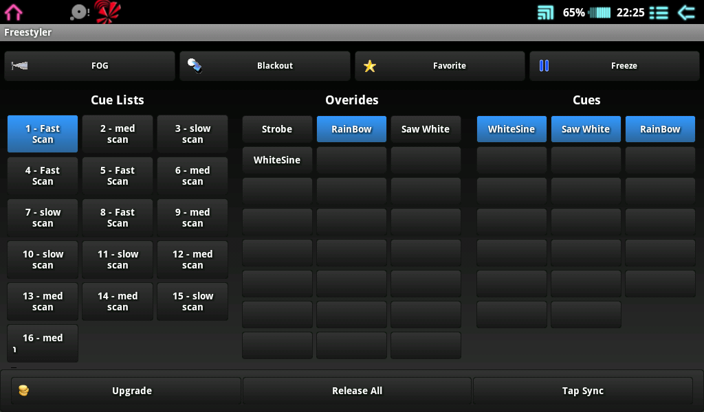 Freestyler DMX Remote FREE 3 1 APK Download - Android
