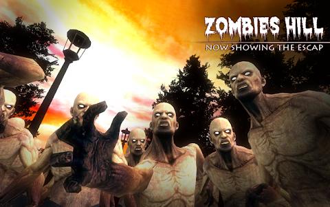 Zombies Hill 1.0 screenshot 6