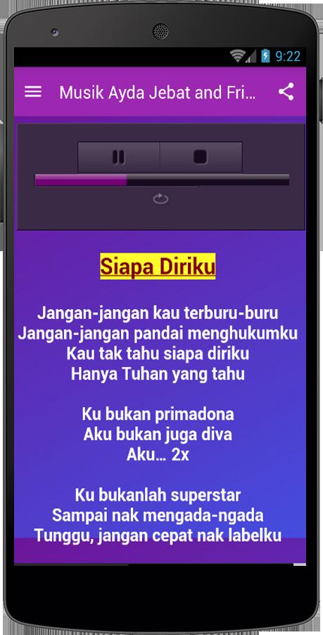 Download Lagu Ungu Ku Ingin Kau Tahu Diriku Disini Menanti Dirimu