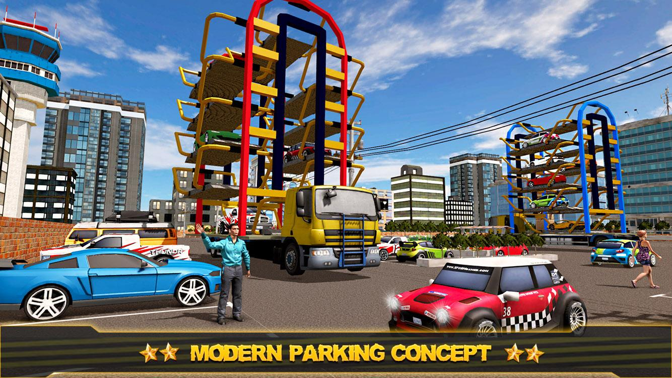 Smart parking plaza d simulator apk download android