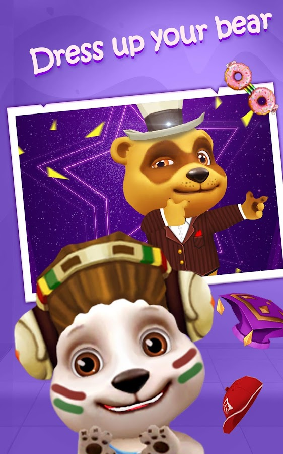 BB Bear 🐻 Virtual Pet Game 1 1 APK Download - Android Casual Games