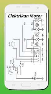 Electrical Motor Wiring Diagram 1.0 screenshot 1